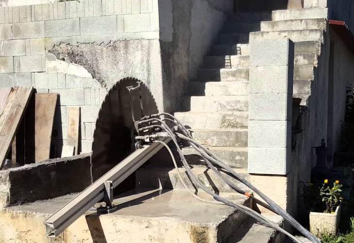 Rezanje stepenica