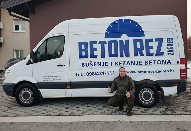 BETON REZ ZAGREB